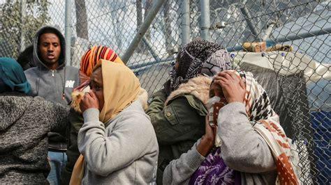 Griechenland verordnungen während der corona epidemie. Corona-Krise: Erste junge Flüchtlinge werden aus Griechenland gebracht | Politik
