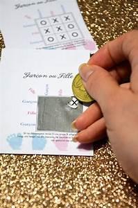Creer Ses Faire Part De Naissance Soi Meme : carte gratter diy carte et etiquette ~ Dode.kayakingforconservation.com Idées de Décoration