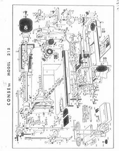 Ace U0026eastman Consew 215 Parts Book User Manual