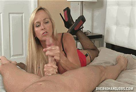 Violet Hairy Stepmom Jerking In Corset Dani Dare Give Her Cuckold Spunk In A Huge Way