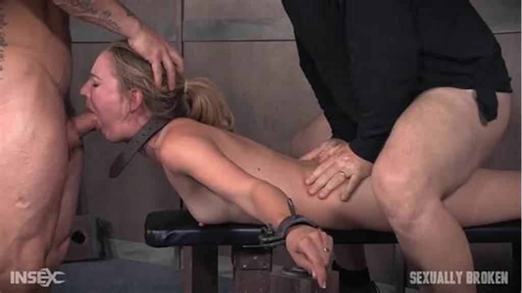 #Sexually #Broken #Compilation #Of #Rough #Bdsm #Sex #With #Hot