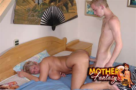 Timid Mature Stepsis Seduces Daddy
