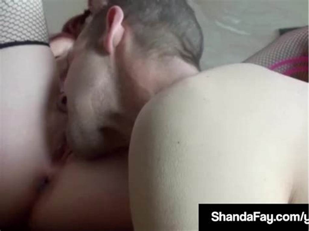 #Canadian #Cougar #Shanda #Fay #Gets #Her #Pussy #Licked #%26