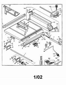 Kobalt Table Saw Parts Diagram