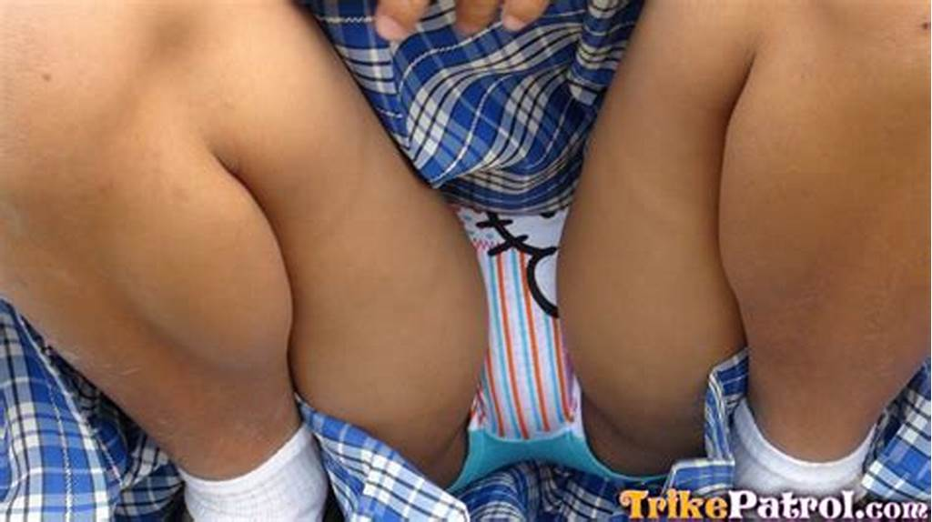 #Filipina #Schoolgirl #Fucked #Outdoors.