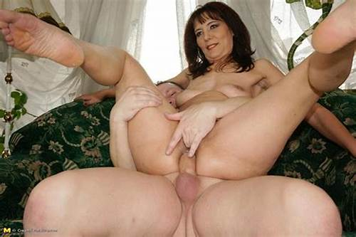 Phat Assed Kinky Fuck Over A Chair #This #Horny #Mature #Slut #Gets #A #Warm #Creampie