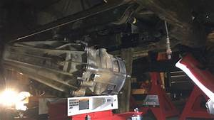 Install Transfer Case To 4l60-e Transmission Chevy Tahoe