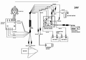 12 Volt Trolling Motor Wiring Diagram - Database
