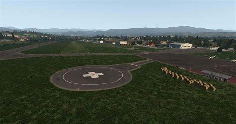 Review: Skyline Simulations Alvaro Leonardi Airport (LIAA ...