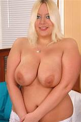 Blond bbw big tits
