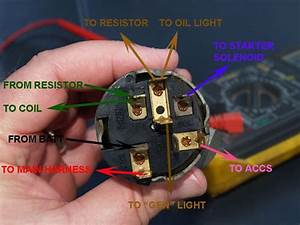1956 Chevy Ignition Switch Diagram