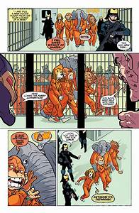 Suicide Squad Teams Up With The Banana Splits In Comic Annual