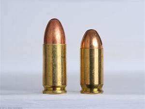 Bullet Size