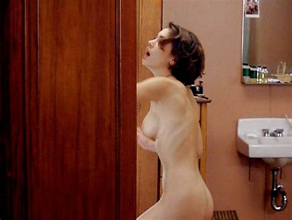 #American #Actress #Former #Singer #Alyssa #Milano #Naked #At #The