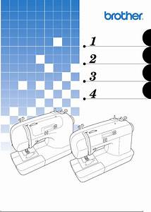 Brother Sewing Machine Es 2000 User Guide