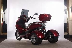 Ice Bear 50cc Q6 Trike