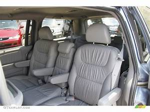 2008 Baltic Blue Pearl Honda Odyssey Ex-l  50191212 Photo  12