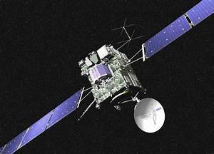 Rosetta's Solar-Powered Comet Lander Loses Power ...