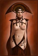 Hottest scifi babes nude