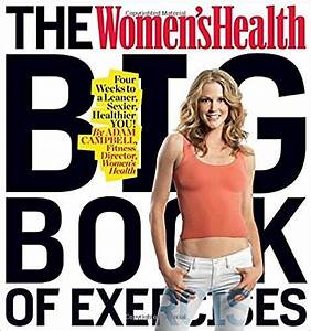 Download The Women U0026 39 S Health Big Book Of Exercises  Four