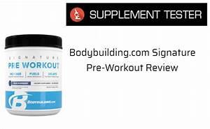 Bodybuilding Com Signature Pre