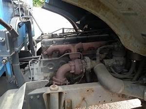 Man Diesel Tokunbo For 4million 1985 Model 6 Cylinder