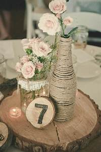 45 chic rustic burlap lace wedding ideas and inspiration With lace decorations for wedding