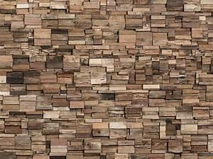 Bauhaus Wandverkleidung Holz : holzwand aus resten beim holz zuschnitt im bauhaus road ~ Michelbontemps.com Haus und Dekorationen