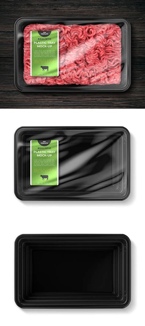 Search for food tray mockup in these categories. Plastic Food Tray Mockup 256531389 » AVAXGFX - All ...