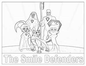 Smile, Defenders