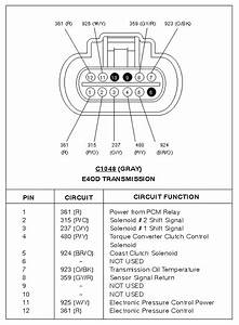 I Need The Wiring Diagram To Replace The Mlp  Tr Sensor On