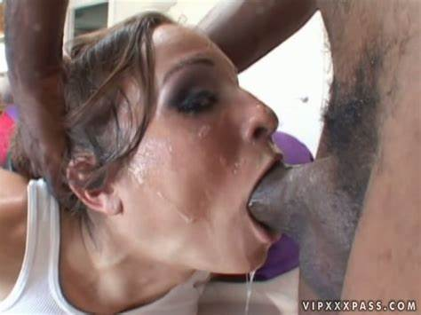 Sexy Black Teens Throating Dildo And Pounded