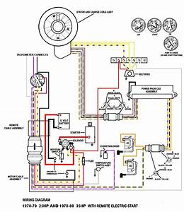 Mercury Outboard Engine Wiring Diagram