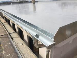 Dachrinne Montieren Flachdach : das dach ist endlich final abgedichtet ~ A.2002-acura-tl-radio.info Haus und Dekorationen
