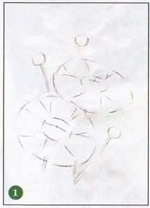 Zeichnen Lernen Mit Bleistift : kamille mit bleistift zeichnen zeichnen lernen dekoking diy bastelideen dekoideen ~ Frokenaadalensverden.com Haus und Dekorationen