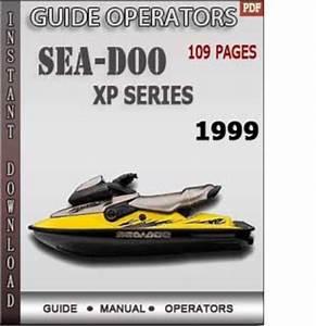 Seadoo Xp Series 1999 Operators Guide Manual Download