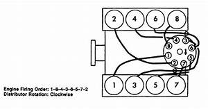 454 Firing Order Diagram