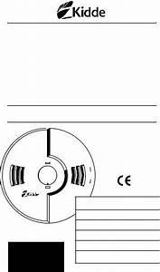 Kidde Smoke And Carbon Monoxide Alarm User Manual