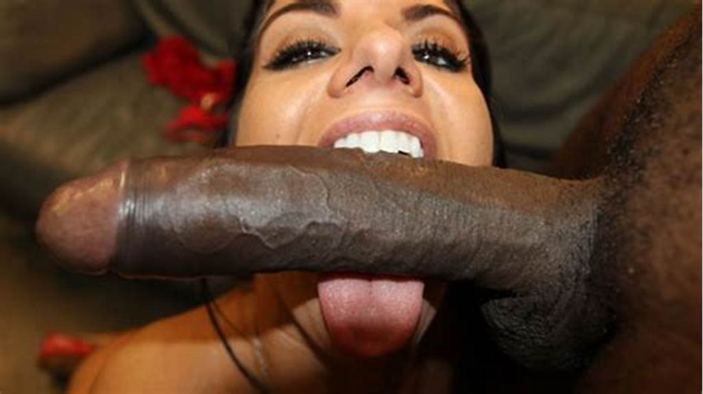 #Bella #Reese #Deep #Throating #A #Big #Black #Cock