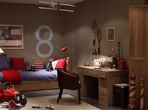Deco Chambre Ado Garcon : d co chambre ado garcon ~ Teatrodelosmanantiales.com Idées de Décoration