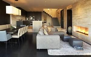 Luxury Apartment in California Incorporating Panoramic ...