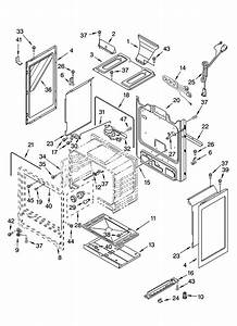 Chassis Parts Diagram  U0026 Parts List For Model Gs773lxss0