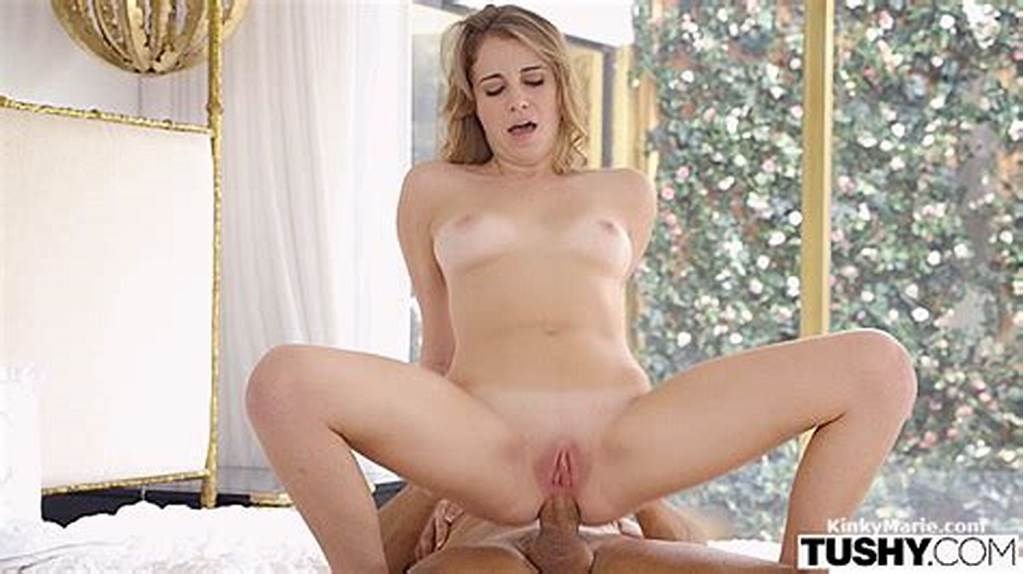 #Kinsley #Eden #Blonde #Teen #Gets #Anal #From #Older #Guy
