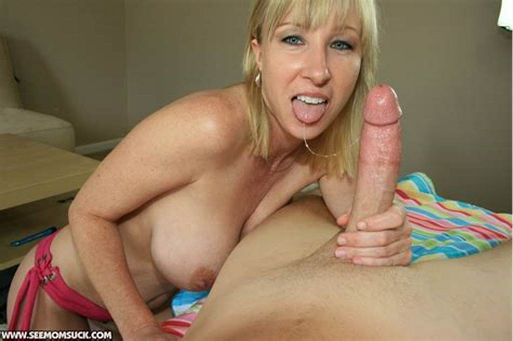 #Lascivious #Blonde #Milf #Jerking #And #Sucking #Off #A #Big #Cock