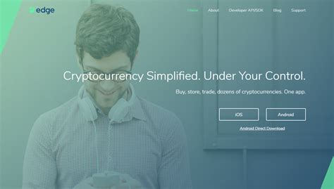 Edge is a mobile cryptocurrency wallet that displays some advanced security features. Wirex (E-Coin) Bitcoin Wallet Review: Security, Support, Fees | BitcoinBestBuy