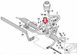 2001 Bmw 325i Radiator Hose Diagram