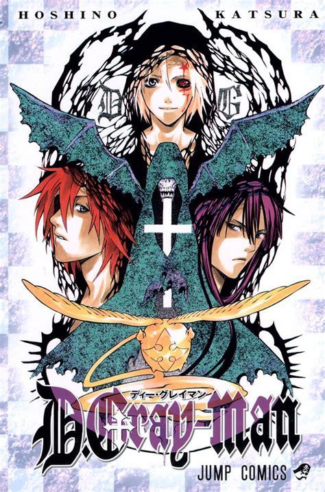 foto de D Gray Man on Hold News Anime UK Anime and Manga