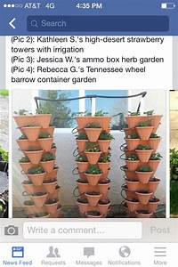 Vertical, Space, Efficient, Garden