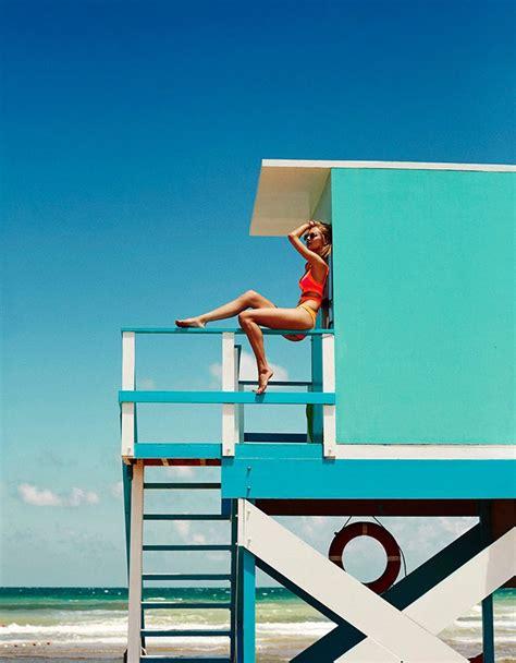 Raisa Raudas In 'Life's A Beach' Lensed By Firat Meric For Elle Turkey August 2015 — Anne of ...