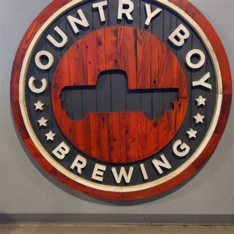 One of the best cold brew, i ever drunk! Nate's Coffee Stout - Country Boy Brewing - Untappd